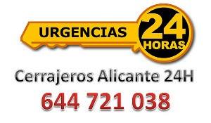 cerrajero alicante 300x175 - Cerrajeros Alicante 24 Horas Cerrajero Alicante Urgente